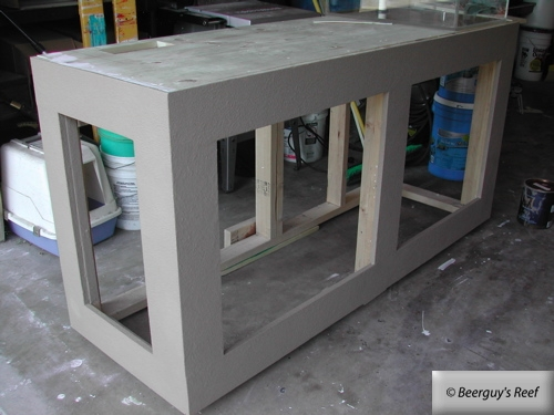 How To Build An Aquarium Stand For 180 Gallon